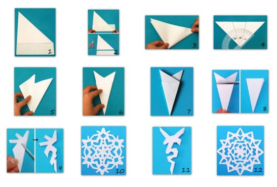 Pahuljice od papira